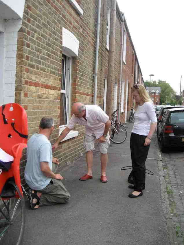 Nicola Blackwood, MP, visiting Earl Street