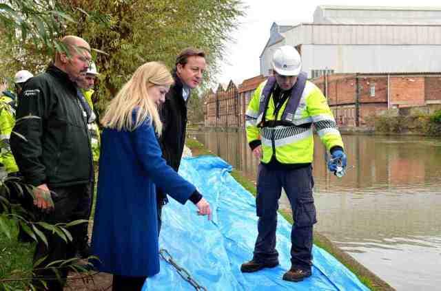PM visiting Oxford_Dec2014